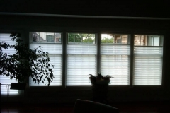 Photo Of Partial Blinds Window Treatment In NJ - Speedwell Design Center