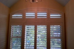 Photo Of Wooden Blinds In NJ - Speedwell Design Center