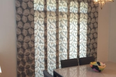 Picture Of Vertical Blinds Window Treatment In NJ - Speedwell Design Center
