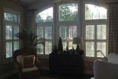 Picture Of Interior Shutters With Bare Transoms In NJ - Speedwell Design Center