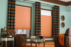 Stylish Custom Drapes Over Windows - Morristown, NJ - Speedwell Design Center