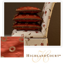 Highland Court Upholstery - Morristown, NJ - Speedwell Design Center