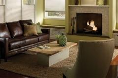 Photo Of Natural Colored Carpets In Living Room  - Speedwell Design Center