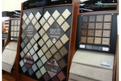 Photo Of Large Carpet Samples Display In Flooring Store - Speedwell Design Center
