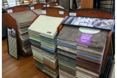 Photo Of Carpet Squares - Speedwell Design Center