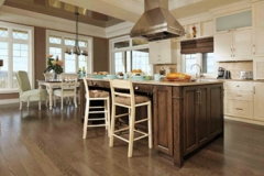 Photo Of Kitchen Wood Flooring In NJ - Speedwell Design Center