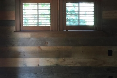 Photo Of Hardwood Flooring Installed On NJ Home Walls - Speedwell Design Center