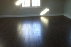 Photo Of Hardwood Flooring Illuminated By Window In NJ Home - Speedwell Design Center