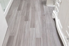 Speedwell Design Center in NJ can give your home a modern look with grey vinyl plank flooring