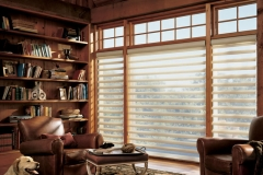 Photo Of Newly Installed Hunter Douglas Window Treatment In NJ - Speedwell Design Center