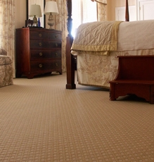 Photo Of Natural Colored Carpets In Bedroom - Speedwell Design Center