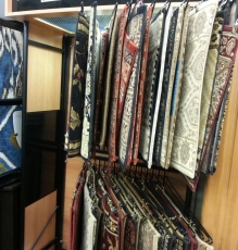 Photo Of Uniquely Patterned Carpet Squares - Speedwell Design Center