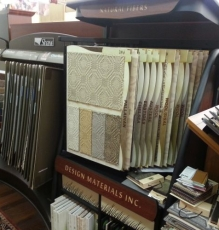 Photo Of Patterned Carpet Squares - Speedwell Design Center