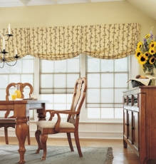 Fabric Shades for Large Windows from Speedwell