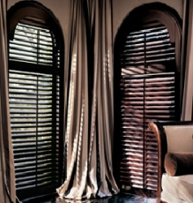 Speedwell Design Offers Arched Window Treatments Solutions