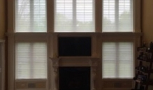Photo Of Full Wall Window Treatment In NJ - Speedwell Design Center
