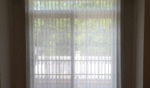 Photo Of Vertical Sheer Window Treatment In NJ - Speedwell Design Center