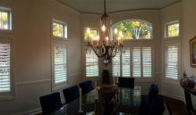 Photo Of Interior Wooden Shutters With Bare Transoms In NJ - Speedwell Design Center