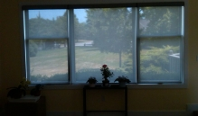 Photo Of Blinds Treatments Used For Different Window Shapes In NJ - Speedwell Design Center