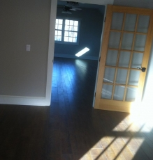 Photo Of Wide Board Hardwood Flooring In NJ Home - Speedwell Design Center