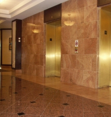 Photo Of Marble Flooring In NJ Lobby - Speedwell Design Center