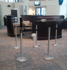 Photo Of Commercial Carpets In Office Lobby - Speedwell Design Center