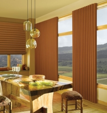 Picture Of Kitchen In NJ With Custom Drapery - Speedwell Design Center