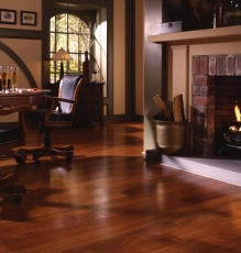 Picture Of Home In NJ With Hardwood Flooring And Fireplace - Speedwell Design Center