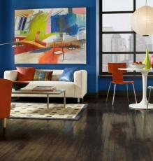 Hardwood Flooring In NJ Loft Area Picture - Speedwell Design Center
