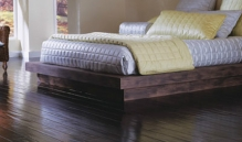 Photo Of Dark Wood Flooring In NJ Bedroom - Speedwell Design Center