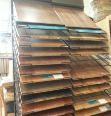 NJ Showroom Hardwood Flooring Samples Image - Speedwell Design Center