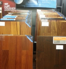 NJ Natural Wood Colors Flooring Photo  - Speedwell Design Center