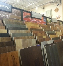 Photo Of Laminate Flooring Samples In NJ - Speedwell Design Center