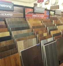 Photo Of Armstrong Hardwood Flooring Samples In NJ - Speedwell Design Center