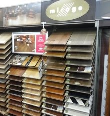 Mirago Hardwood Flooring Samples In NJ Photo - Speedwell Design Center