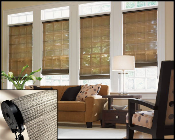speedwell design center in nj offers hunter douglas roman roller shades