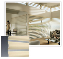 Speedwell Design Center in NJ offers Hunter Douglas window shade installations