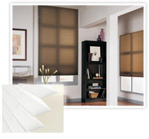 Picture Of Rolling Fabric Shades Used In Place Of Metal Blinds In NJ - Speedwell Design Center