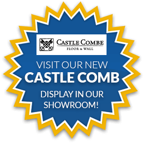 Visit our new Castle Comb display in our showroom!