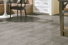 Durable vinyl plank flooring can be installed in any room in your home by Speedwell Design Center in NJ